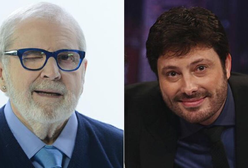 Fotos: (Zé Paulo Cardeal/TV Globo e Roberto Nemanis/SBT