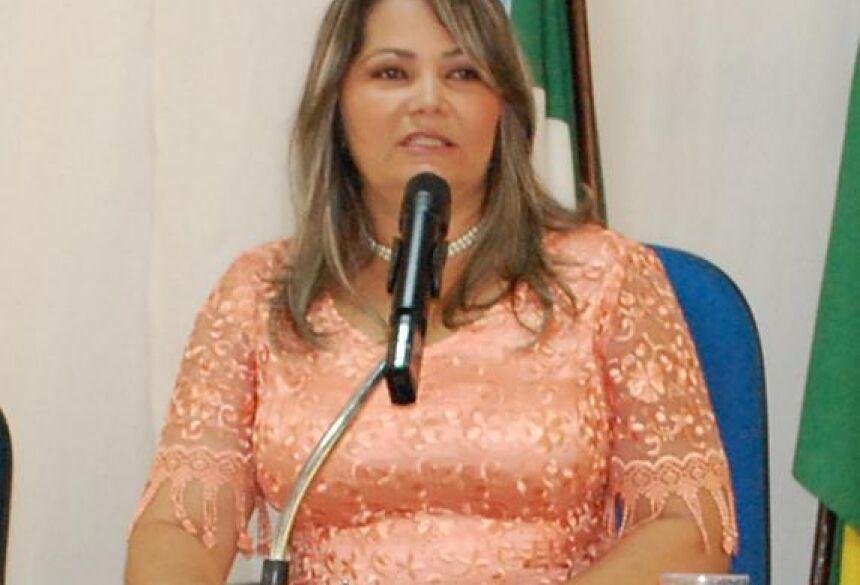 Presidente da Câmara, Rose Mônica - Foto: Assessoria