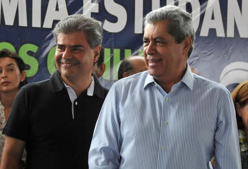 Nelsinho deixa secretaria como pré-candidato ao Governo e André decide dia 4 - Foto: Álvaro Rezende