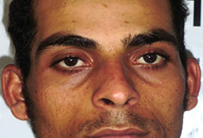 Sebastião Alves Braga de 31 anos, mais conhecido como Caçula <br>(Foto: Gerson Fior / fatimaemdia.com.br)