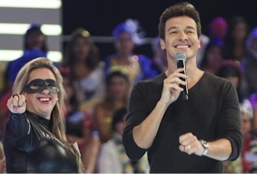 Fotos Edu Moraes/TV Record