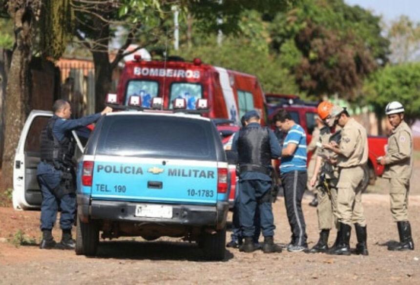 Acusado foi detido pela polícia e conduzido à Depac Centro (Foto: Marcelo Victor)