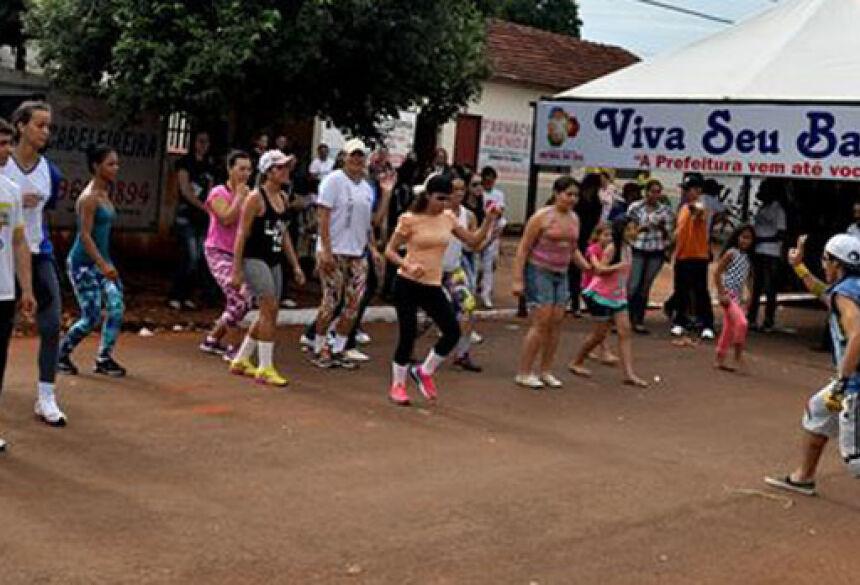 Projeto será neste sábado (30), no Jardim Tatiane - Foto: Ribero Junior SiligaNews
