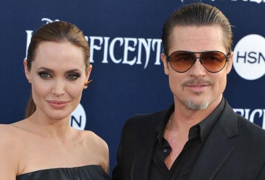Angelina Jolie e Brad Pitt fizeram acordo antes do casamento Jaguar PS/Shutterstock.com