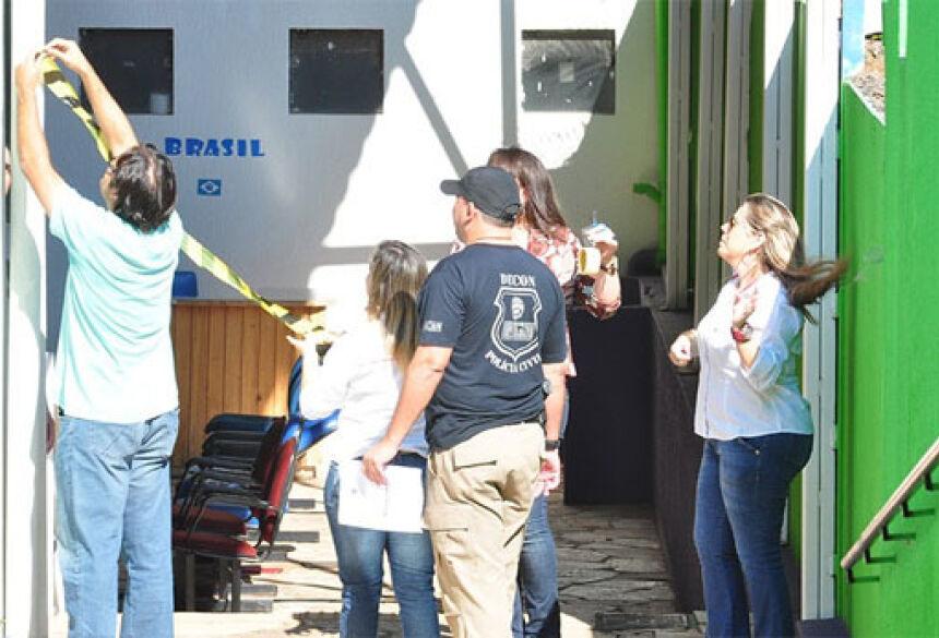 Fiscalização está acontecendo em Campo Grande e no interior do Estado (Foto: Luciano Muta)