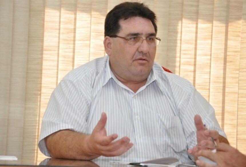 Prefeito do município de Glória de Dourados, Arceno Athas Junior
