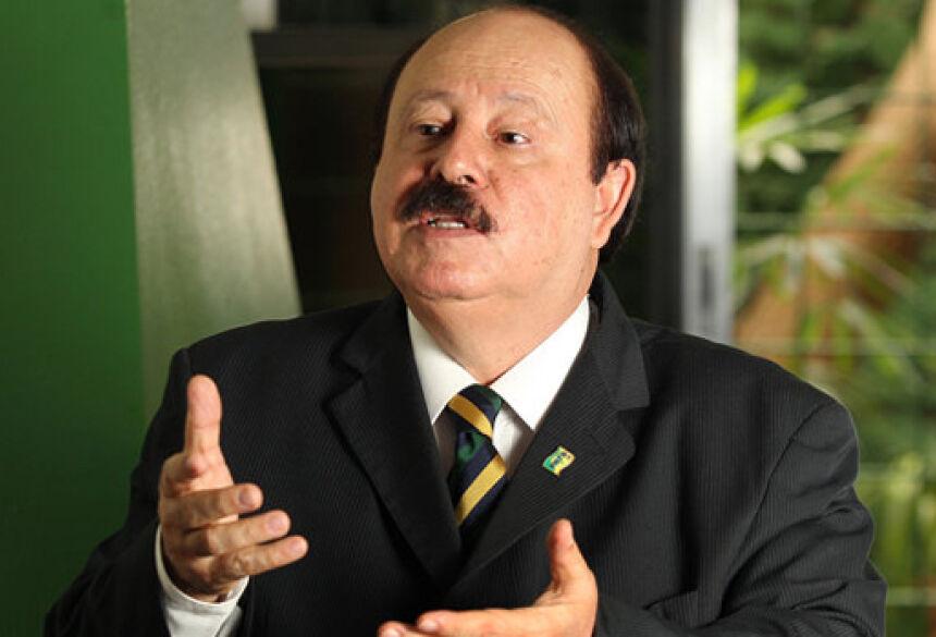Levy Fidelix (PRTB) bateu marca pessoal nestas eleições (Foto: Agência Estado)