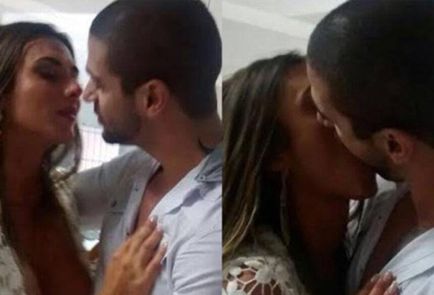Ex-BBB se disse fã de Nicole e afirmou que namoraria com ela tranquilamente