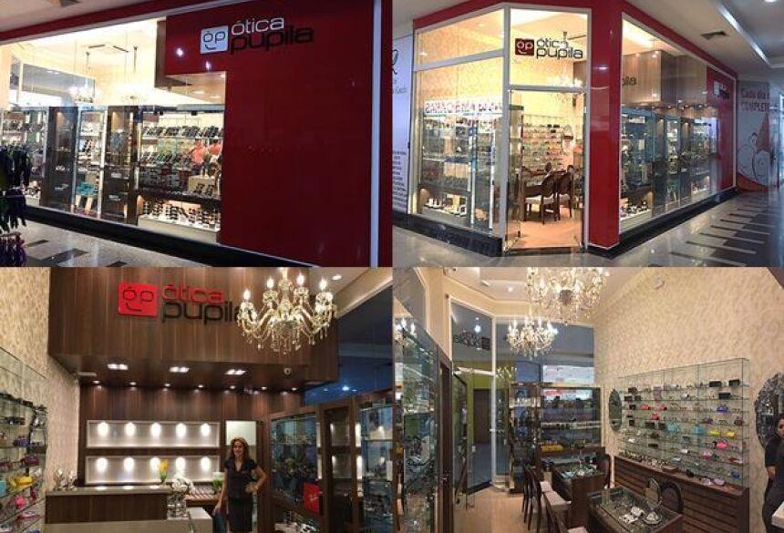 Ótica Pupila inaugurou nova loja agora no Shopping Avenida Center em  DOURADOS 07744773b1