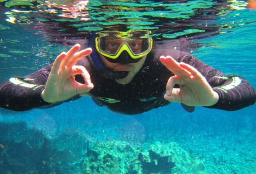 FOTO: Ana Campbell - Agência Sucuri destaca os melhores lugares de flutuação em BONITO