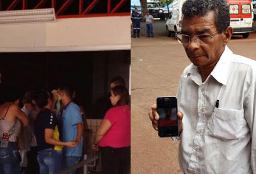 Tio do menino, Elsom Ferreira da Silva - Valquíria Oriqui / Portal Correio do Estado
