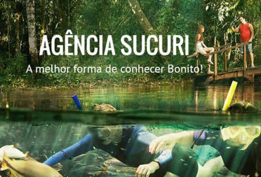 Agência Sucuri destaca os grupos de viagem que visitam há mais de 30 anos as belezas naturais