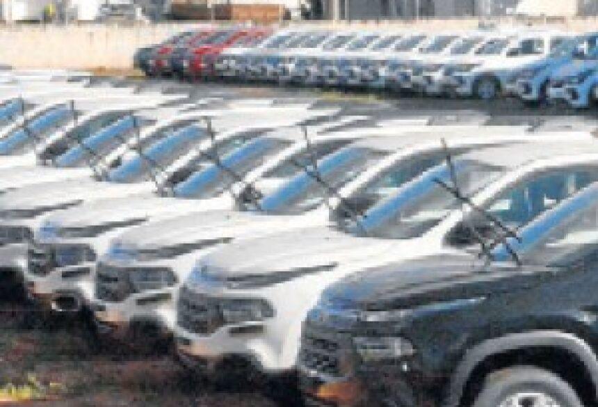 Vendas em Campo Grande tiveram queda de 22,8% - Paulo Ribas/Correio do Estado