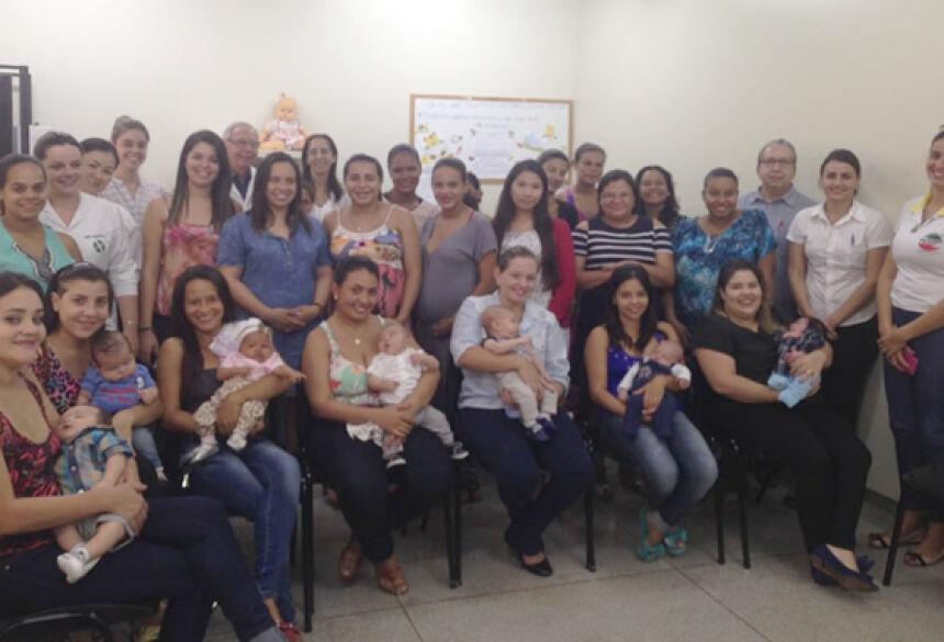 Fátima do Sul: Hospital da SIAS promove ações de incentivo ao 'Parto Humanizado'