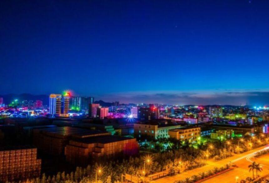 Vista da cidade de Shenzhen (Pixabay)
