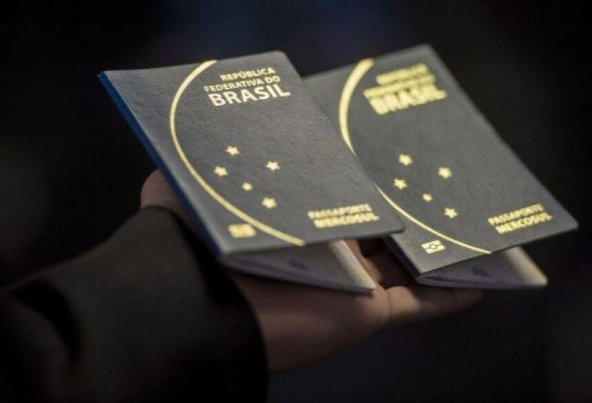 Governo propõe crédito extra de R$ 102 milhões para normalizar emissão de passaportes