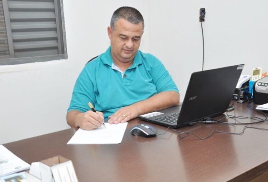 Presidente da Câmara, vereador Márcio Teles - Foto: Eliton Santos / Impacto News
