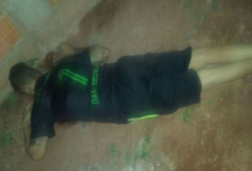 Assassinato ocorreu no prolongamento da Avenida Ivinhema, na região do Jardim Imperial, em Nova Andradina - Imagem: Nova News