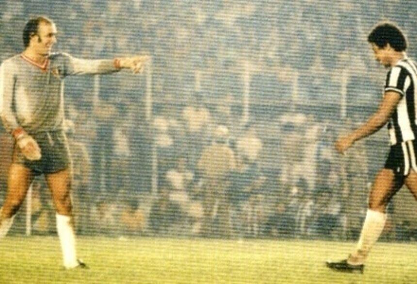 Waldir Peres foi titular da Copa de 1982