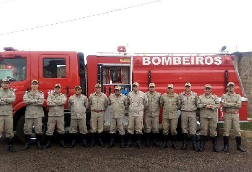 FOTO: BOMBEIROS DE FÁTIMA DO SUL