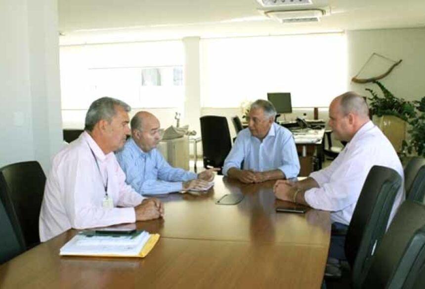 O Governo do Estado, através da Sanesul, está investindo R$ 2,9 milhões na ampliação da Estação de Tratamento de Esgoto da cidade - Imagem: Divulgação/Sanesul