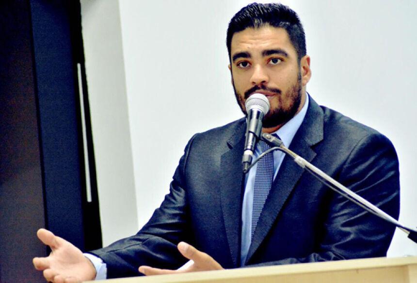 Diego pede nome das Ruas e números nas novas 300 Casas em Fátima do Sul