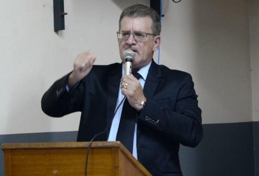 Zé Visconde renuncia cargo de vereador em Ivinhema