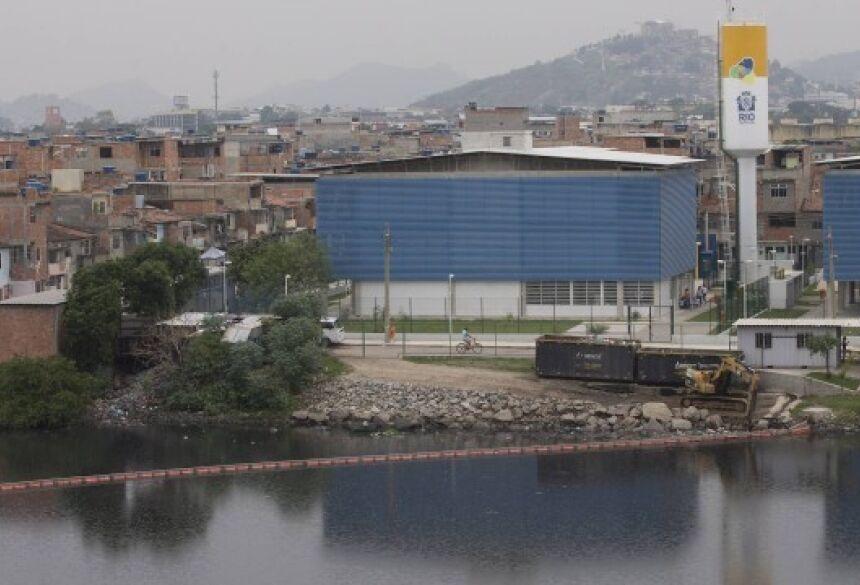 O Complexo da Maré, onde mais de seis mil estão sem aulas Foto: Márcia Foletto / Agência O Globo