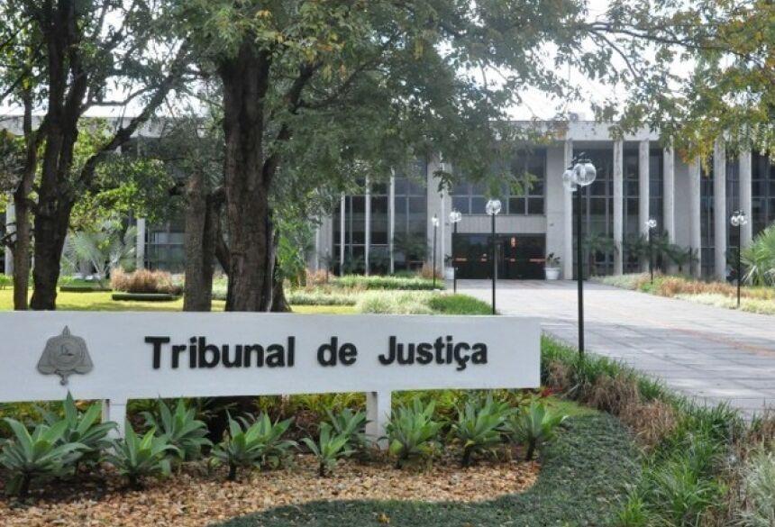 FOTO: Prédio do Tribunal de Justiça de Mato Grosso do Sul
