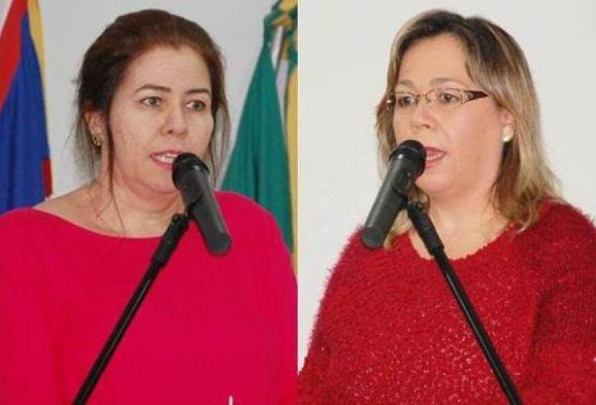 Vereadoras Rosani Penze e Claudia Marangoni requer informações de autorização para ambulantes em Glória de Dourados