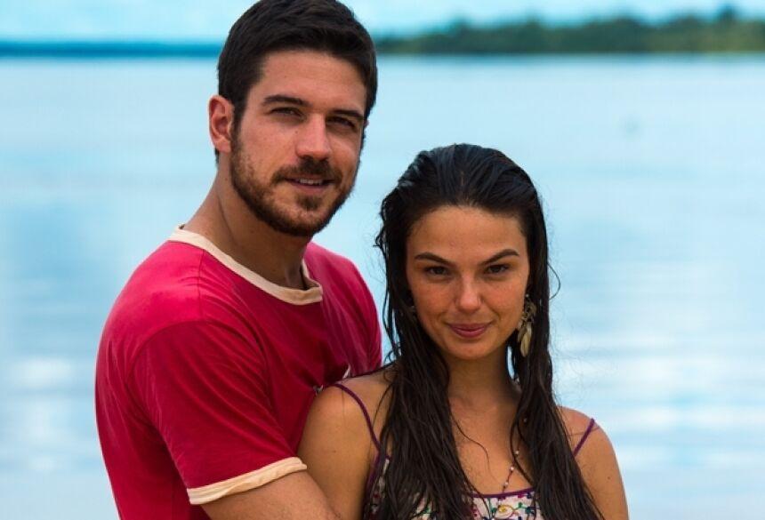 """Rita (Isis Valverde) e Zeca (Marco Pigossi) em """"A Força do Querer"""" (Foto: Globo/Estevam Avellar)"""