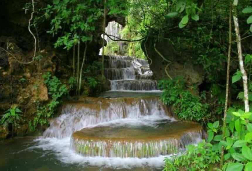 FOTO: AGÊNCIA SUCURI - Info Agência Sucuri: Descubra as 3 melhores cachoeiras de Bonito (MS)