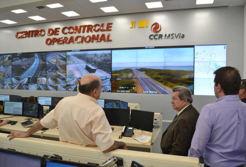 FOTO: ASSESSORIA - Onevan reitera à CCR retirada de guardrails em trecho urbano da BR-163 em Mundo Novo