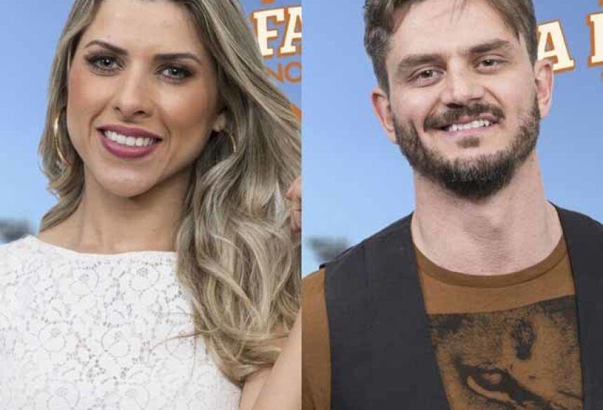 Ana Paula Minerato disse que se decepcionou com Marcos Härter em 'A Fazenda 9' nesta sexta-feira, 10 de novembro de 2017