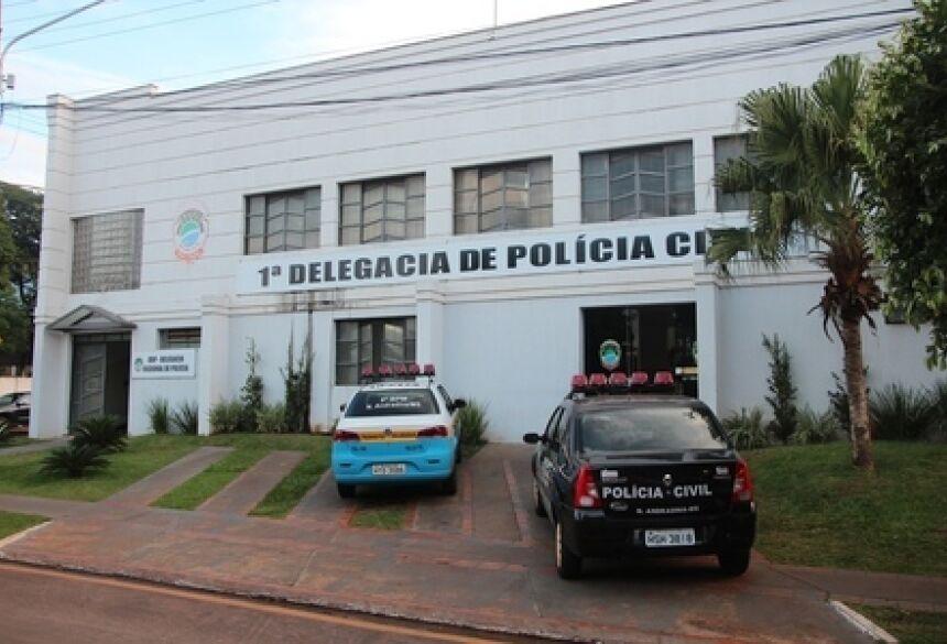 Ocorrência foi registrada na 1ª DP para a investigação do caso - Foto: Luciene Carvalho/Nova News