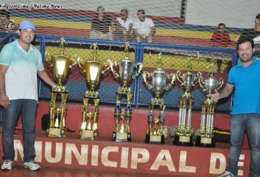 FOTO: WASHINGTON LIMA - Aberta as inscrições  da 17ª Edição da Copa Valota em Fátima do Sul