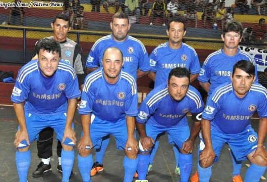 Equipe do Boca Oca - Campeão edição 16ª (Imagem: Fátima News)