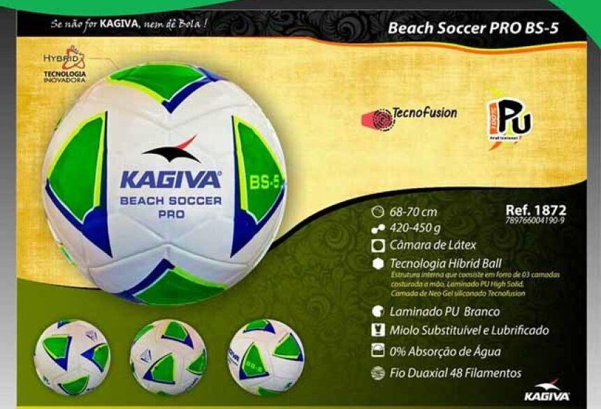 Fábrica de Bolas Kagiva é patrocinador oficial da FEBESPA! - Fátima News 41646b5025af8
