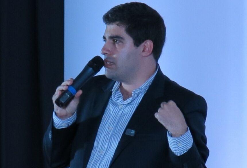 Foto: Diretor pedagógico do grupo, Márcio Cohen
