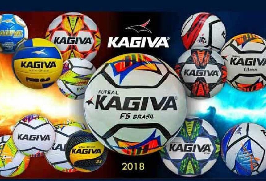6407cc8901 Kagiva será bola oficial da Copa Mirim João Ângelo Rocha 2018 ...
