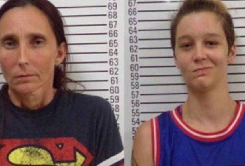 Patricia e Misty Foto: Divulgação/Stephens County District Court
