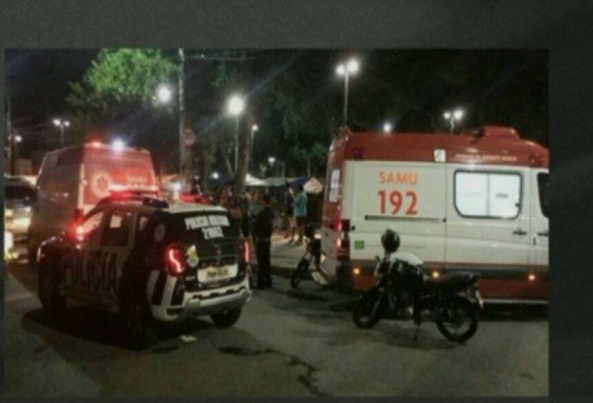 Sete pessoas morreram após ataques em Fortaleza Foto: Reprodução GloboNews