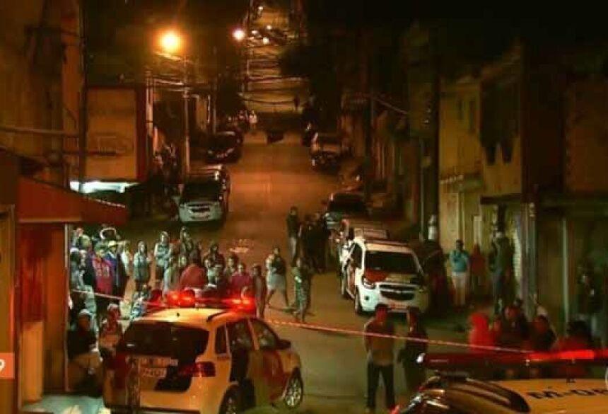 Polícia Civil suspeita de execução em chacina - Reprodução/TV Globo / Reprodução/TV Globo
