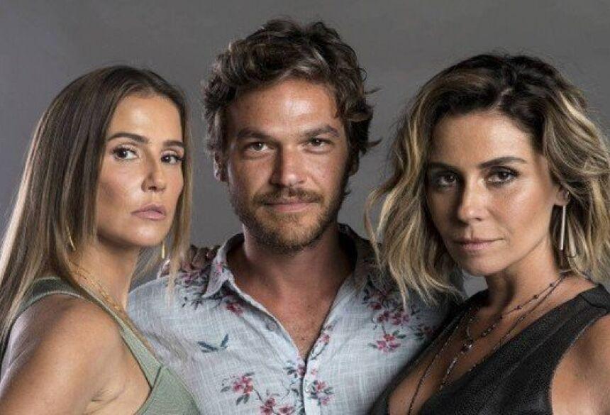 """Karola, Beto e Luzia em """"Segundo sol"""" Foto: Rede Globo/Divulgação"""