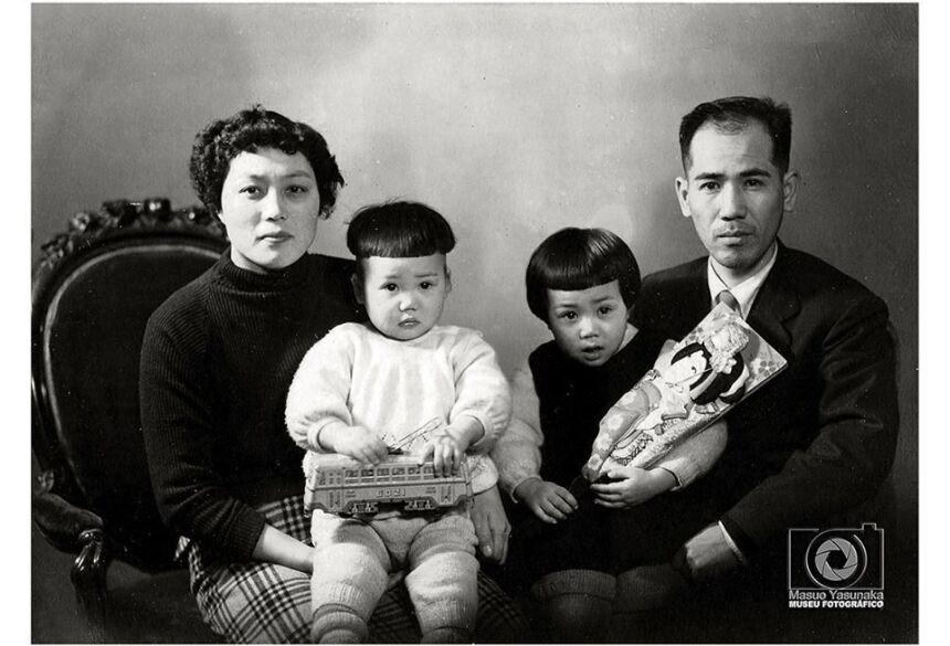 "FOTO: ACERVO ""Museu Fotográfico Masuo Yasunaka"""