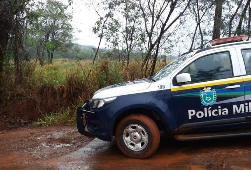Corpo foi encontrado próximo a Perimetral - Crédito: Osvaldo Duarte