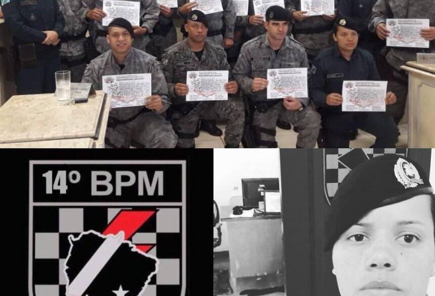FÁTIMA DO SUL: Força Tática do 14º Batalhão recebe primeira policial feminina em sua equipe