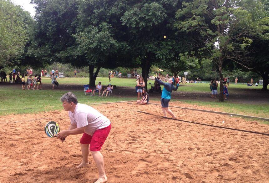 Bonito (MS) recebe estadual de beach tennis neste fim de semana