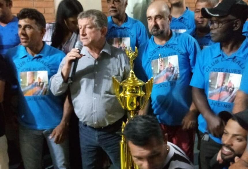 Com a participação de sete municípios, Jateí com 96 pontos ficou em 1º lugar,