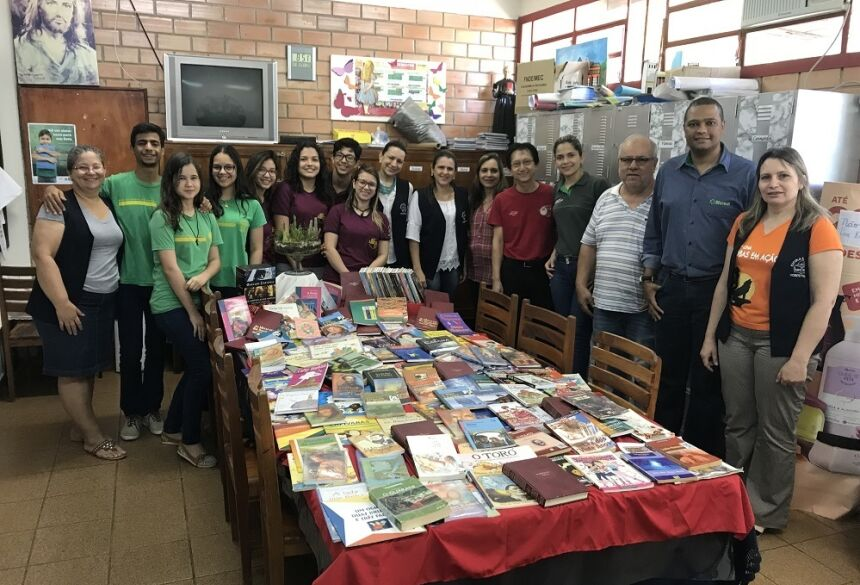 Sicredi Centro-Sul MS entrega doações a instituições de Fátima do Sul